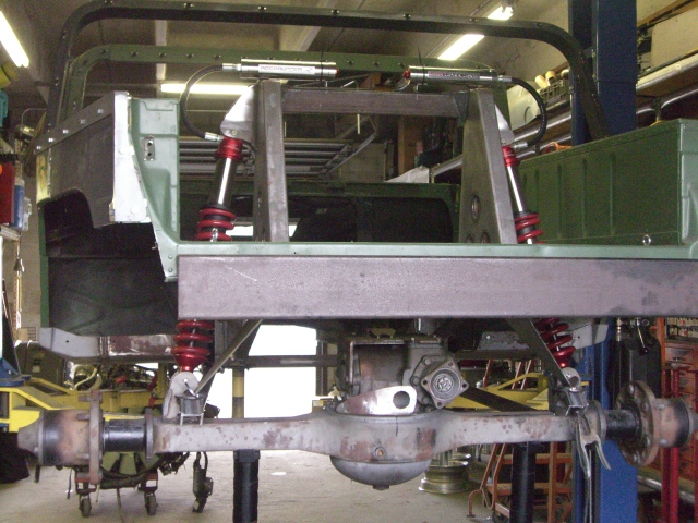 Humvee Front Axle : Hummer forum view topic straight axle humvee with