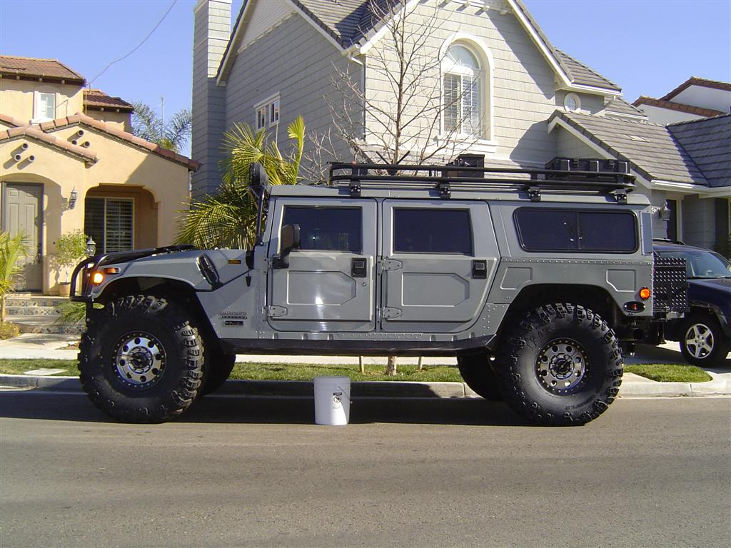 Hummer X Forum View Topic New H20 Quot H1 Series Quot Rack