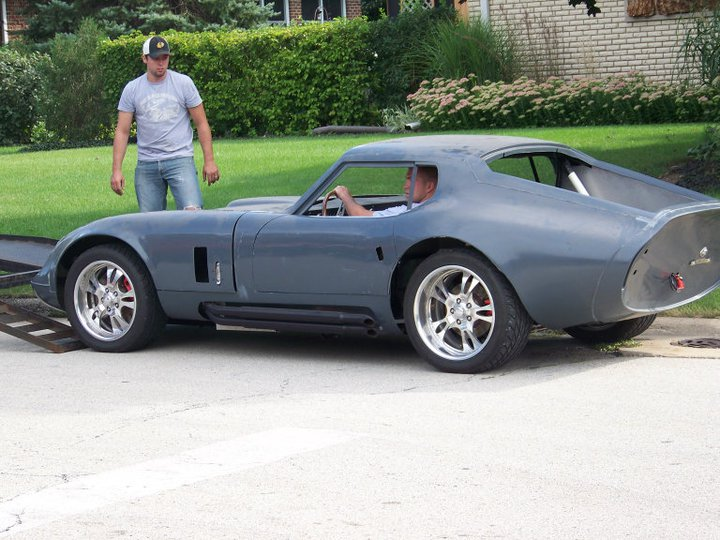 Hummer X Forum View Topic My Shelby Daytona Coupe