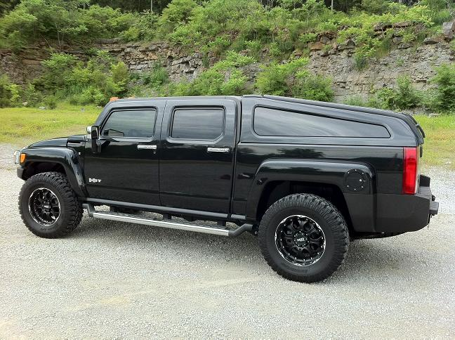 Hummer X Forum • View topic - 2009 H3T Alpha For Sale