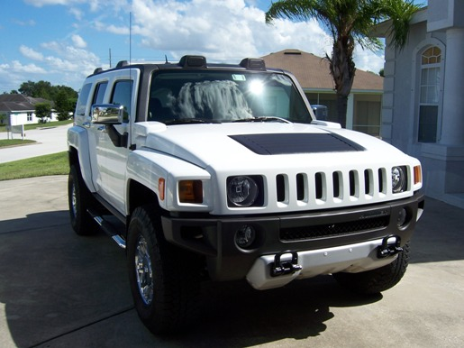 Hummer x forum view topic roof mounted off road lights h3afrntlftorlg mozeypictures Images